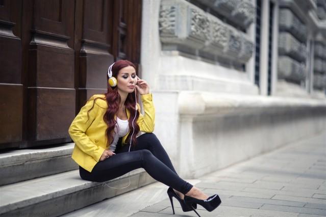 Ukraynalı Oksana Türkiye'nin Top Modeli