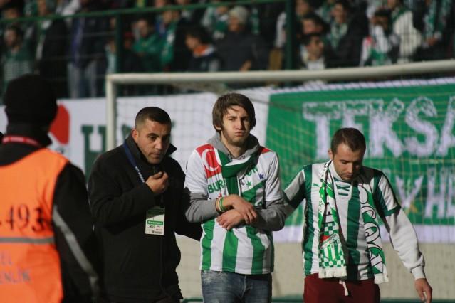 Spor Toto Süper Lig'in kapanış maçında Fenerbahçe konuk olduğu Bursaspor'la 1-1 berabere kaldı.