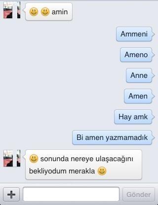 Ammeni, Ameno