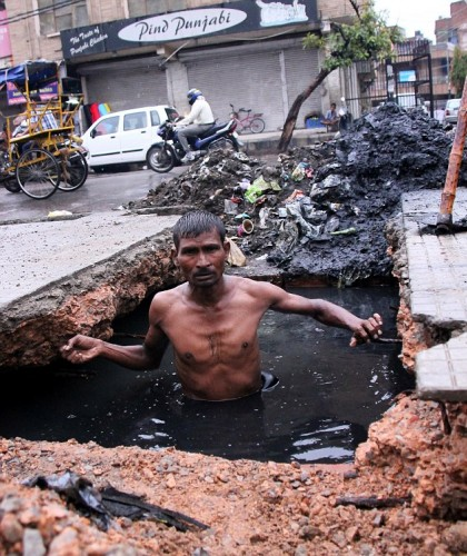 Eğer işinizin berbat olduğunu düşünüyorsanız ya da kariyerinizin çukura battığını hissediyorsanız bir de Devi Lal'in işine bakın.