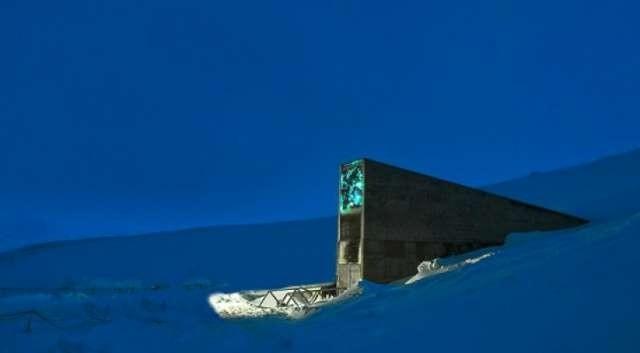 1- Svalbard Küresel Tohum Deposu (Kıyamet Ambarı), Norveç  Kıyamet Ambarı olarak da adlandırılan Svalbard Küresel Tohum Deposu dünyadaki bütün bitki tohumlarını barındıran bir depodur. Dünyayı kasıp kavuran bir felaketten sonra bile nesli tükenecek bitkilerin tekrardan dünyaya kazandırılmasını amaçlamaktadır.