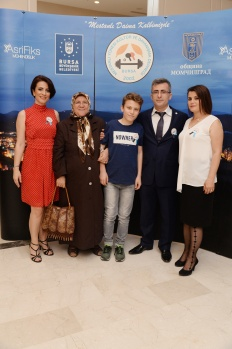 Ferişte, Enes, Salih, Ayşe Alkaya