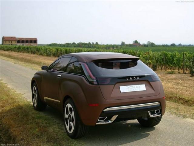 Renault-Nissan yönetimine giren Rus Lada, tümüyle yenilediği modellerini Türkiye'de de satışa sunmayı planlıyor.