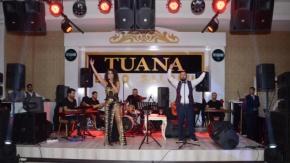 Öğretmenlere Tuana Balo Salonu'nda özel gece