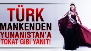 Merve Akanat'tan Yunanistan'a Osmanlı tokadı