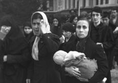 Atatürk'ün cenazesinin Dolmabahçe Sarayı'ndan Anıtkabir'e yolculuğu
