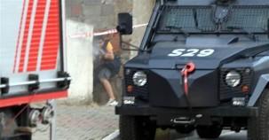 Sultanbeyli'deki polis merkezine saldırıdan fotoğraflar