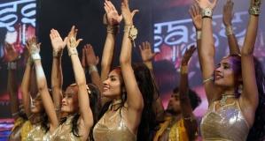 Bursa Festivali'nde Bollywood rüzgarı