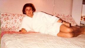 Donald Trump'ın aile albümünden fotoğraflar