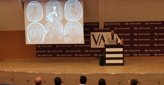 1.VM Medical Park Nöroonkoloji Konseyi toplandı