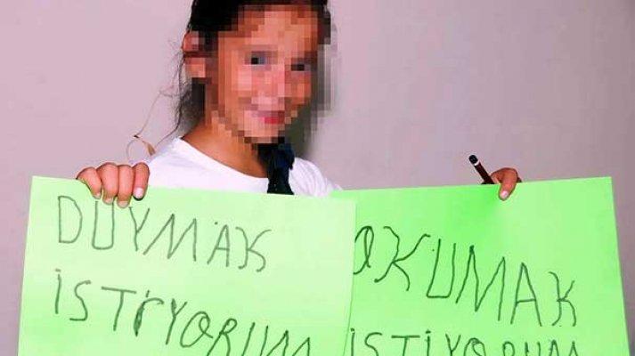 Ortaokul öğrencisi işitme engelli kıza tecavüz!