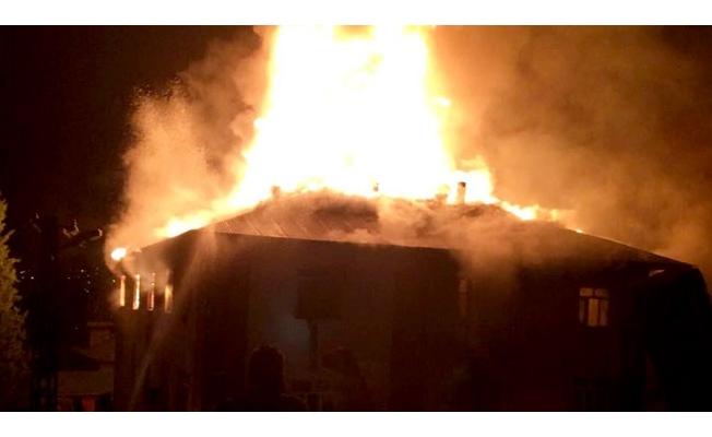 12 kişin öldüğü yurt yangınıyla ilgili flaş gelişme!
