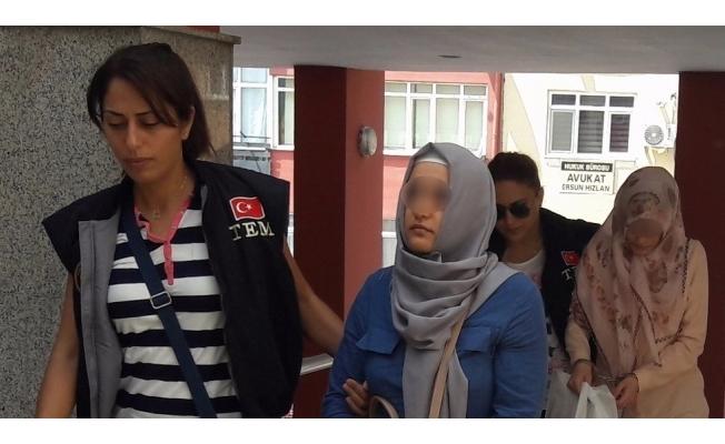 14 ilde 'abla' operasyonu: 28 kadın için gözaltı kararı