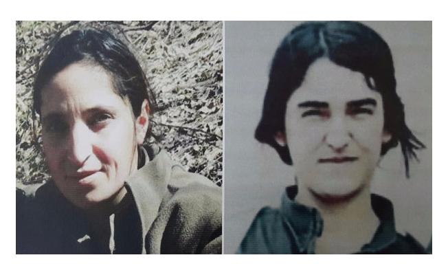 2 PKKlı kadın aranıyor!