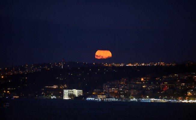 21. yüzyılın en yakın dolunayı