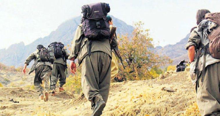 Arananlar listesindeki PKK'lı hain öldürüldü!