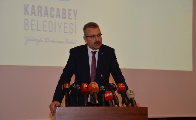 Başkan Özkan, dönem faaliyetlerini ve projelerini anlattı