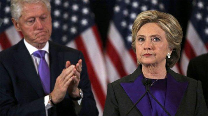 Clinton neden kaybettiğini açıkladı!