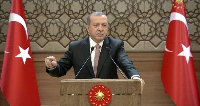 Erdoğan'dan AP'ye sert tepki! 'Daha ileri giderseniz...'