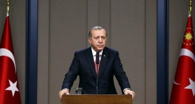 Erdoğan'dan 'Şangay 5'lisi' çıkışı