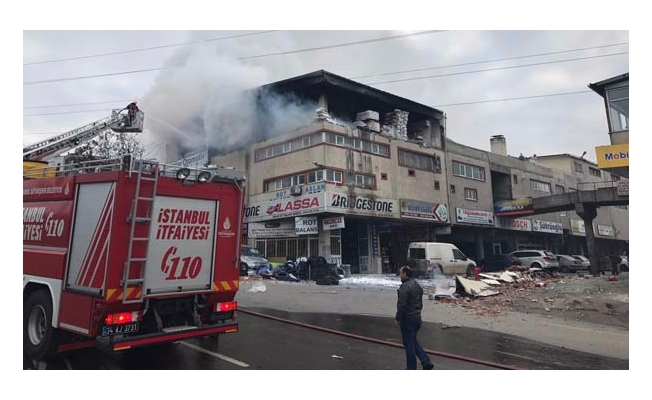 İstanbul'da bir patlama daha!