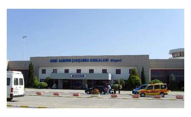 Samsun Havalimanı 3 ay kapatılacak!