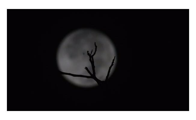 Süper Ay'a saatler kaldı!