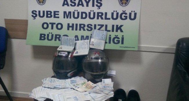 Suriyeli 2 hırsız yakalandı!