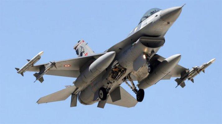 Türk jetleri Suriye'deki IŞİD hedeflerini vurdu!