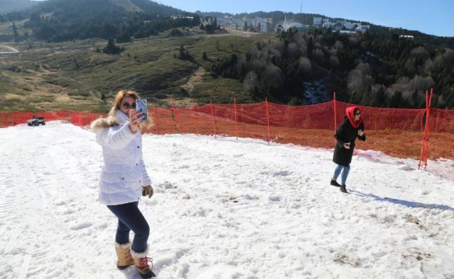 Uludağ'a yeni kayak merkezi