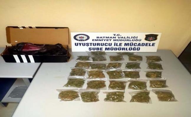 Uyuşturucu tacirlerinin tercihi baklava oldu!