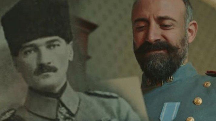 'Vatanım Sensin' yapımcısından Atatürk açıklaması