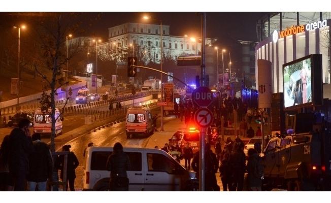 Beşiktaş saldırısının ikinci faili tespit edildi!