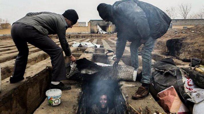 Boş mezarlarda yaşıyorlar! Ruhani: Utanç duydum