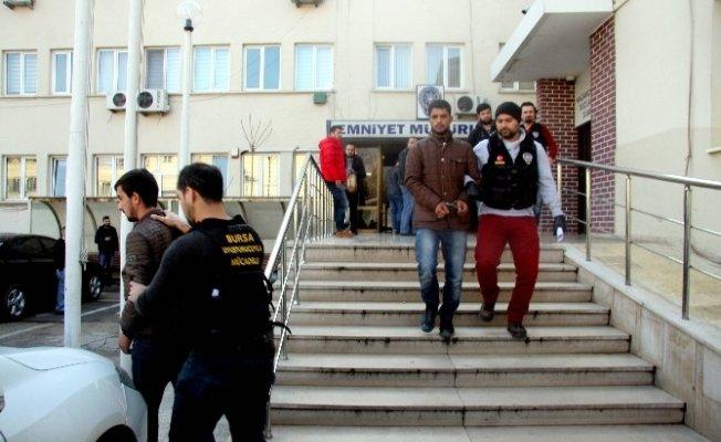 Bursa'da zehir tacirlerine geçit yok!