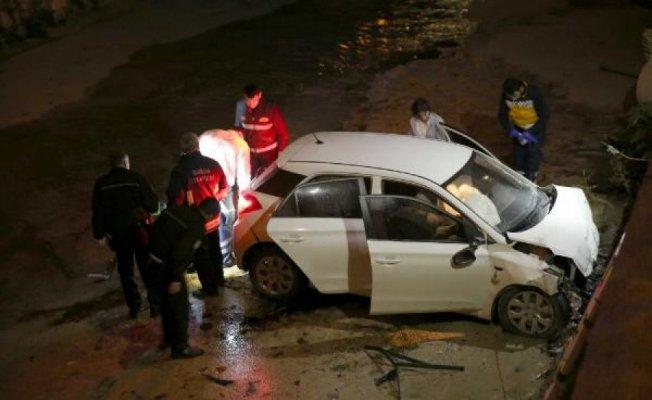 Feci kazada can pazarı: 1 ölü, 1 yaralı