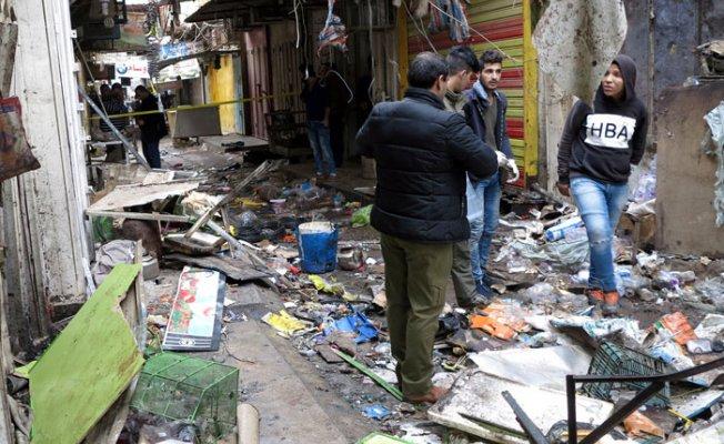 Irak'ta çifte bombalı saldırı!