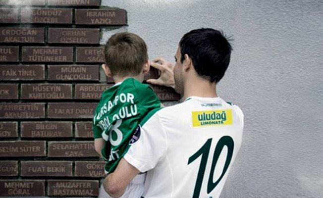 Yeşil-beyazlı kulübün Anı Duvarı'na şehitlerin adı yazılacak