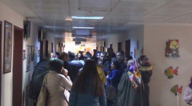 Bursa'da vatandaş hastanelere akın etti!