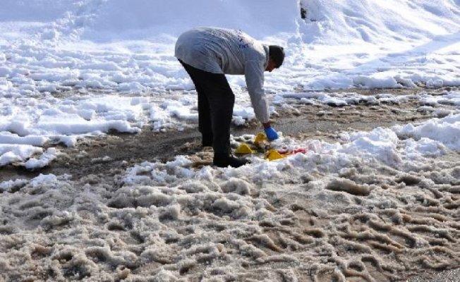 Bursa'da kurusıkı tabancayla intihara kalkıştı