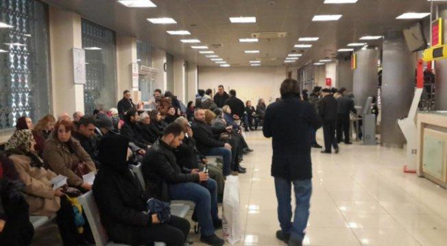 Bursa'da tepkilere yol açtı!