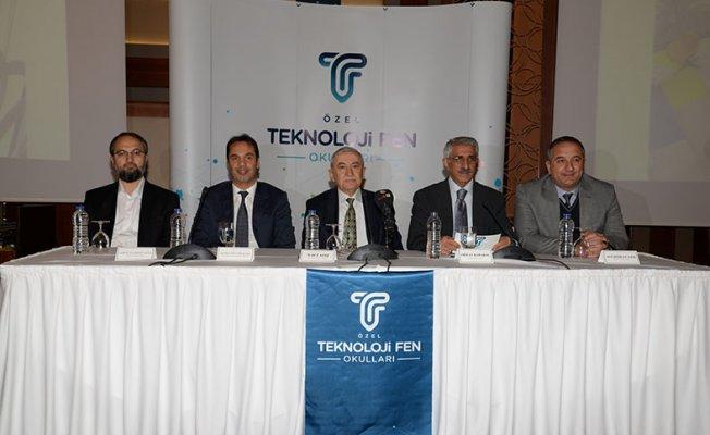 """Eğitim ekolü """"Kültür Eğitim AŞ'den"""", kentin ilk """"Teknoloji Fen Okulu"""""""