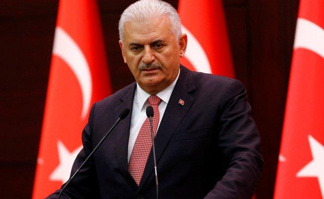 """Başbakan Yıldırım: """"En az 711 TL verilecek"""""""
