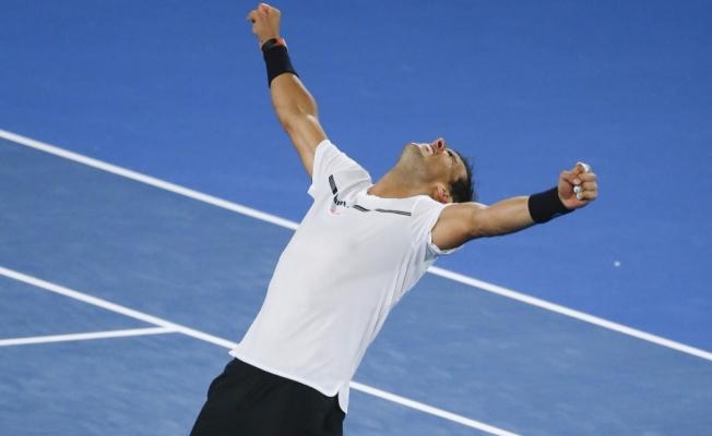 Finalin adı: Nadal - Federer