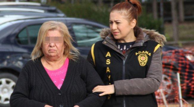 Fuhuş operasyonun'da  ''otoyol '' lakaplı kadın yakalandı