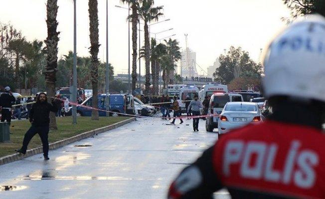 İzmir'deki saldırıyı o örgüt üstlendi!