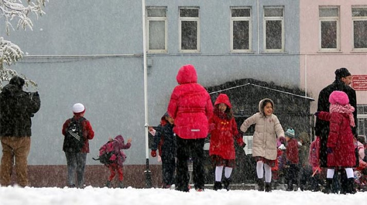 Kar tatiline telafi eğitimi!