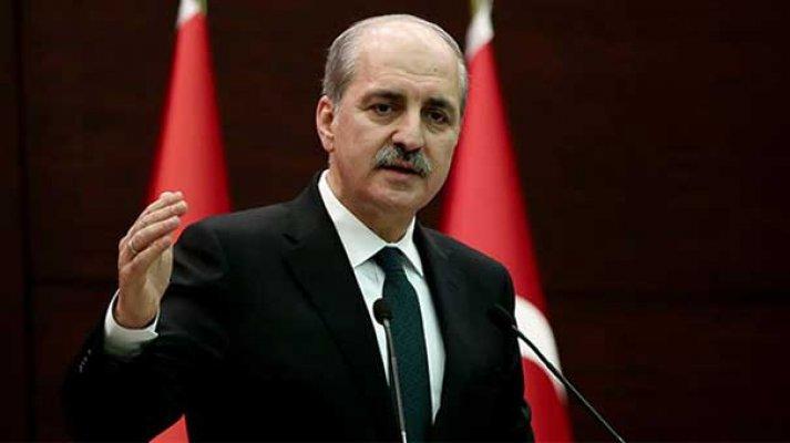 Kurtulmuş: Gaziantep saldırısı İzmir'dekine benziyor
