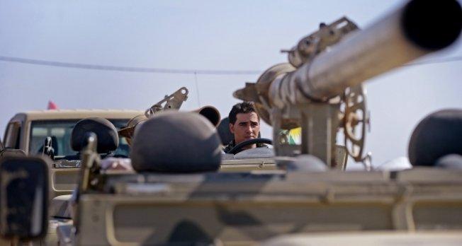 Musul'un Doğu yakası DEAŞ'tan alındı