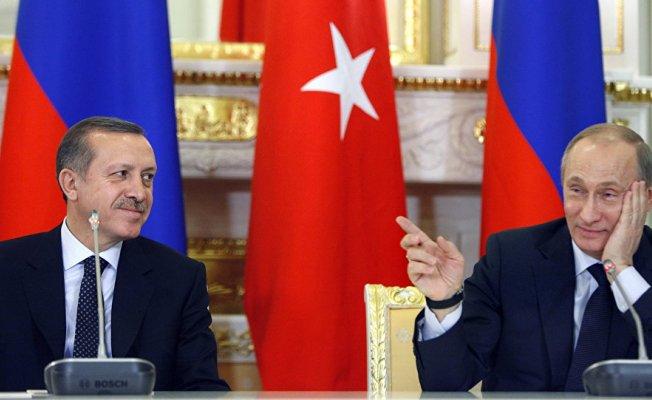 Ruslar da Erdoğan dedi